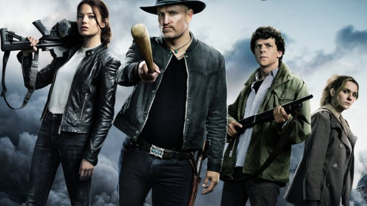 The gang's all here for Zombieland: Double Tap.