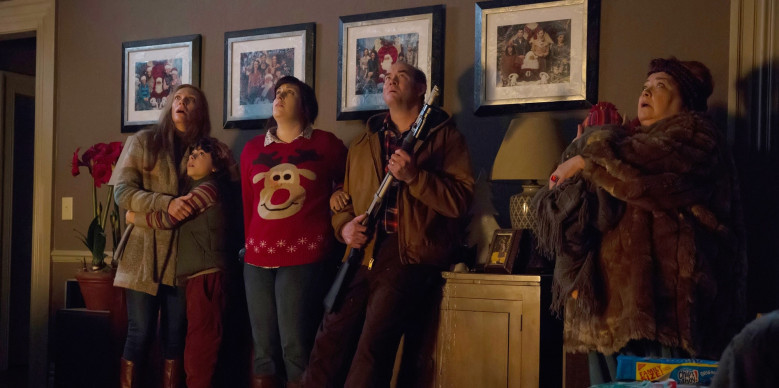 Much like the doomed family in Krampus, we can all easily feel the frustration of family during the holidays.