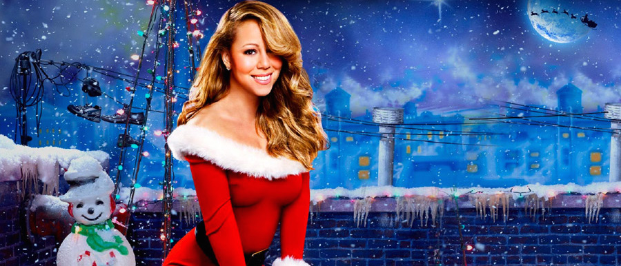 "Somehow Mariah Carey's ""All I Want for Christmas"" endures. Somehow."