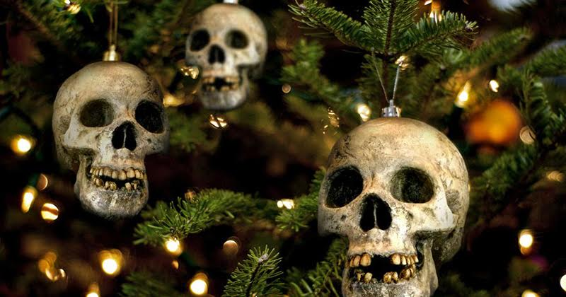 Again, christmas trees are fine, but Horrorphile christmas trees are better.